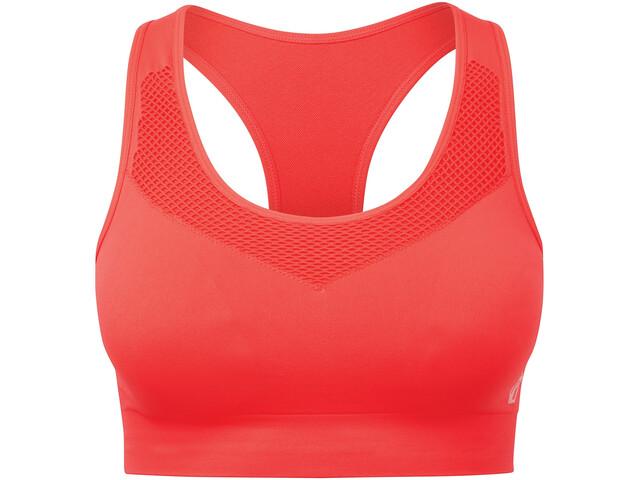 Dare 2b Dont Sweat It Brassière Femme, fiery coral